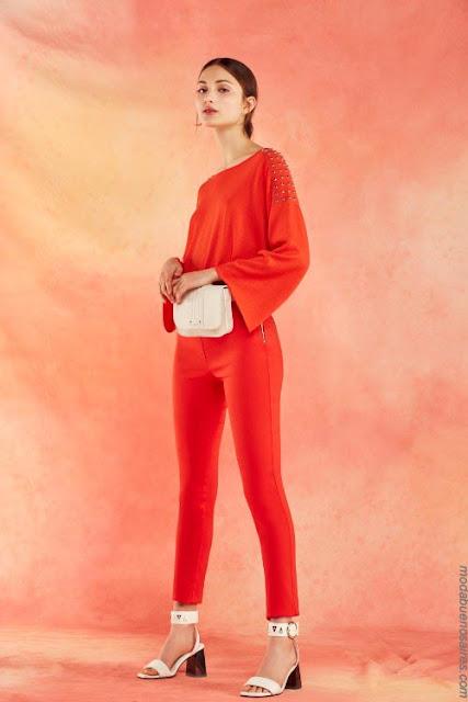 MODA PRIMAVERA VERANO 2019 │ Ropa de mujer moda casual primavera verano 2019 │ Moda 2019.