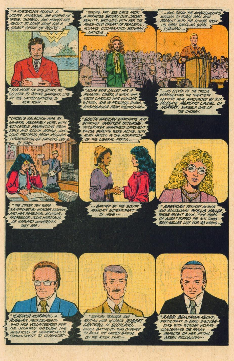 Read online Wonder Woman (1987) comic -  Issue #37 - 3
