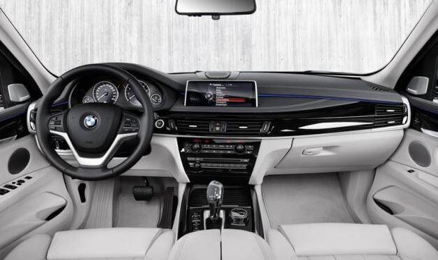 2017 interior  latest BMW X5 Reviews