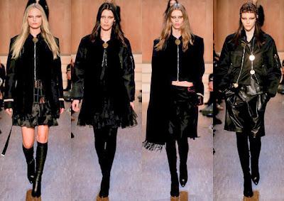 Moda y Colecciones Internacionales  Otoño /Invierno 2016: Givenchy