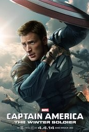 Captain America The Winter Soldier 2014 Dual Audio Hindi 480p BluRay 400mb