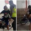 Heboh Emak-emak Ngamuk Sampai Ludahi Polisi, Begini Hukuman yang Pantas Diterima