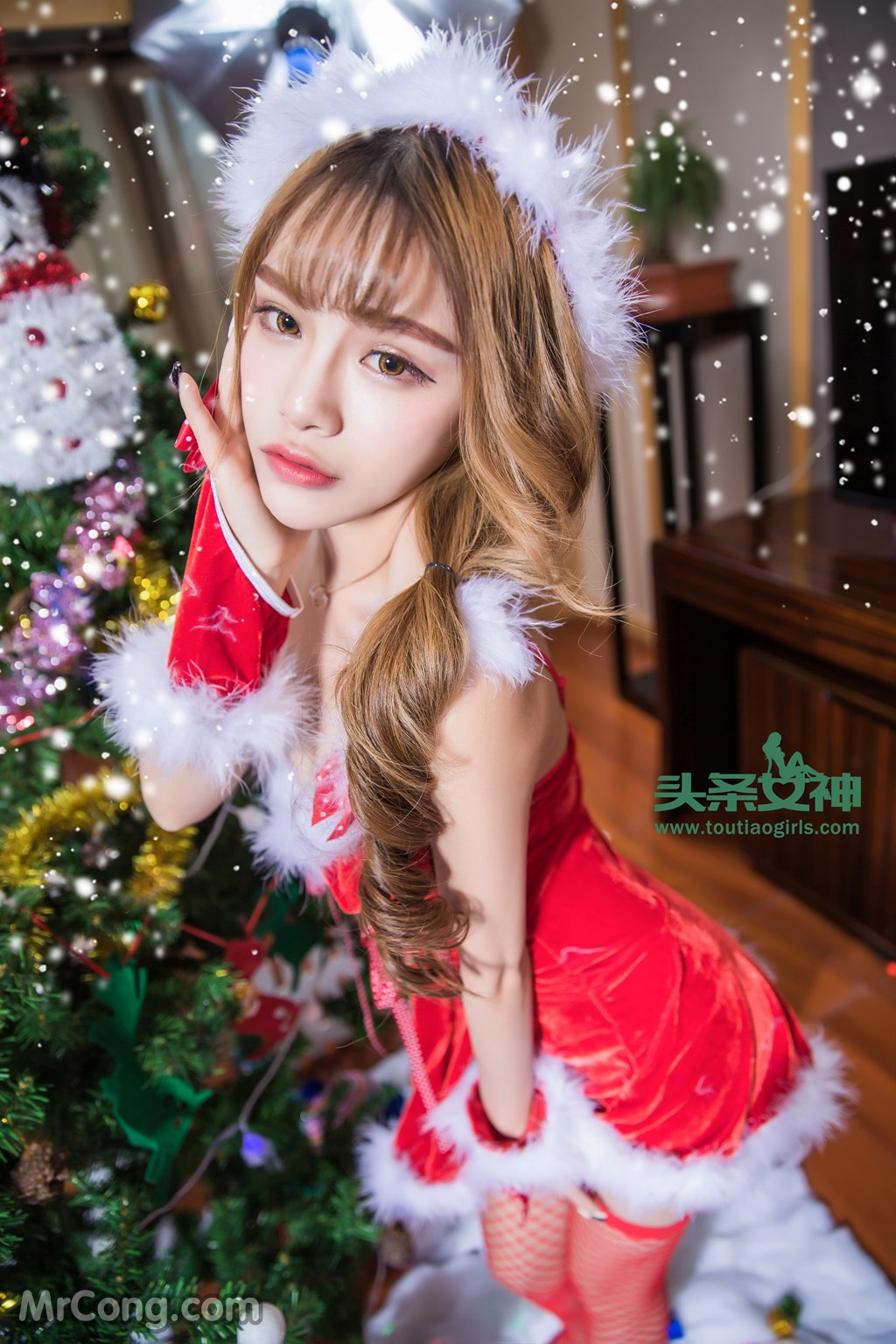 Image MrCong.com-TouTiao-2016-12-18-Kitty-001 in post TouTiao 2016-12-18: Người mẫu Kitty (27 ảnh)