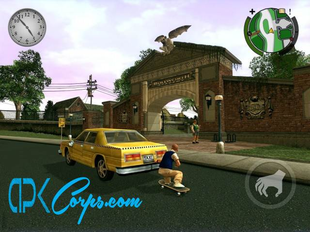 Download Bully: Anniversary Edition v1.0.0.14 Apk+Data