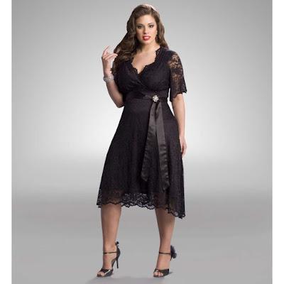 Vestidos de Madrina Tallas Grandes