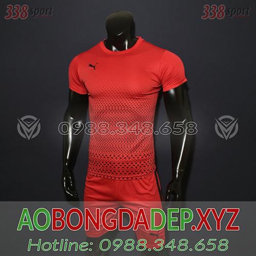 Áo Puma ShiHa 2019 Màu Đỏ Đẹp