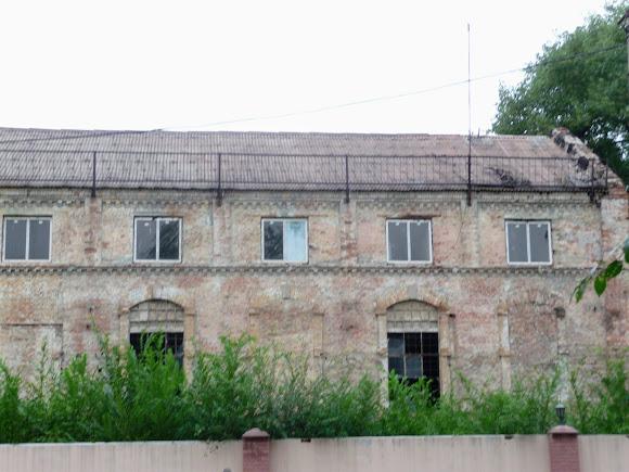 Донецк. Корпуса бывшего завода Боссе и Генненфельда
