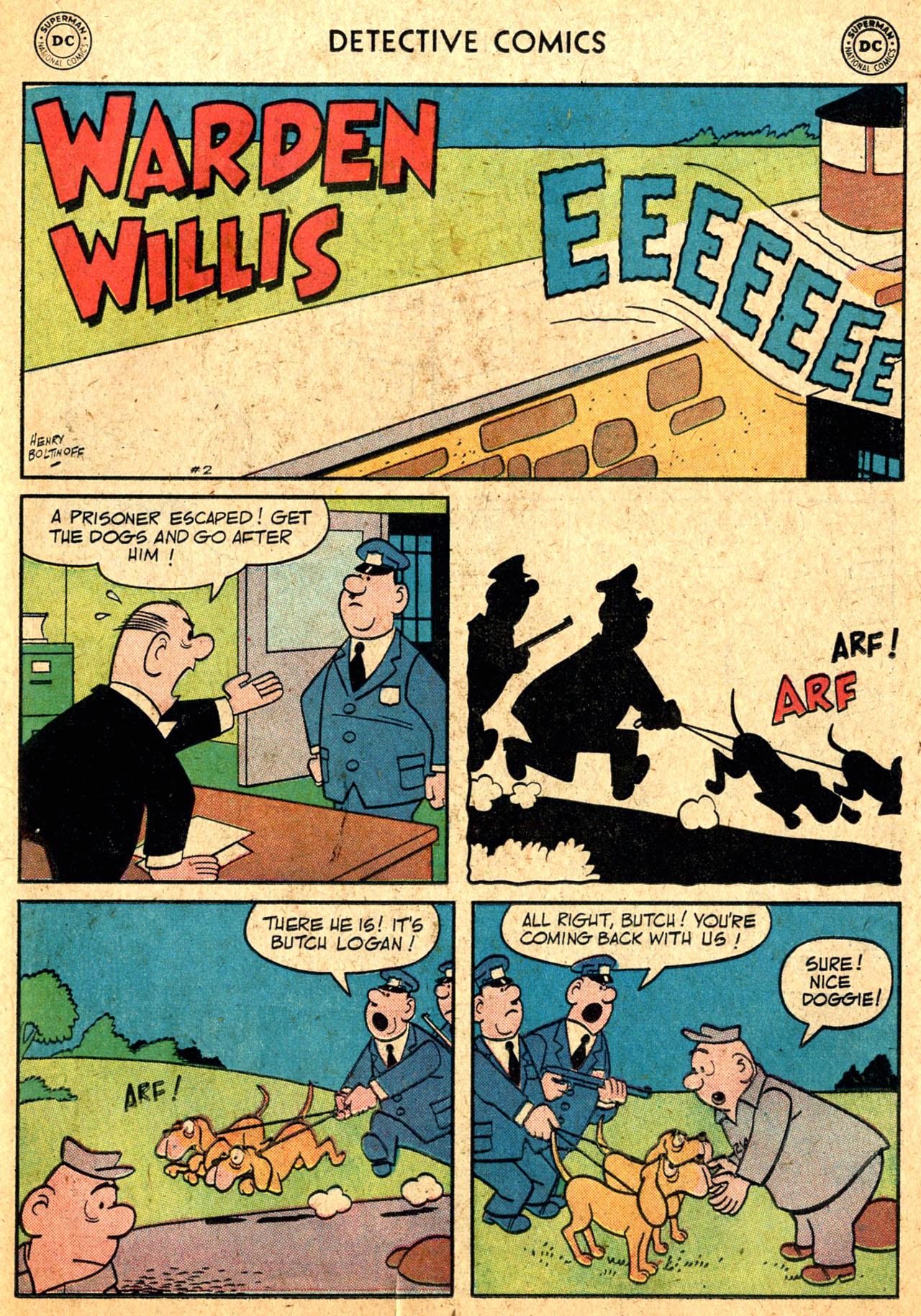 Detective Comics (1937) 251 Page 22