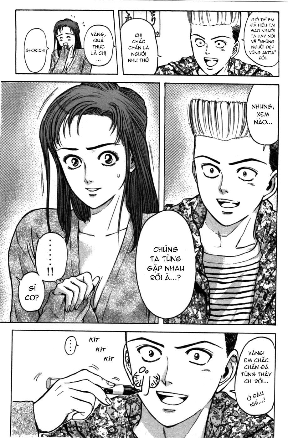 Psychometrer Eiji chapter 48 trang 6
