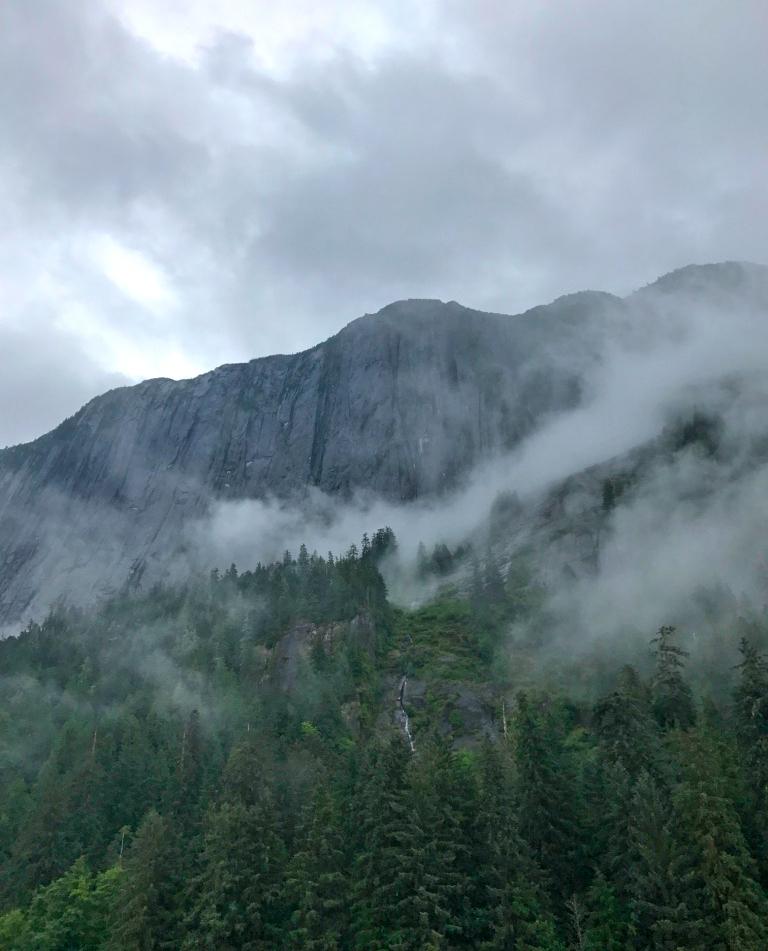misty fjord alaska