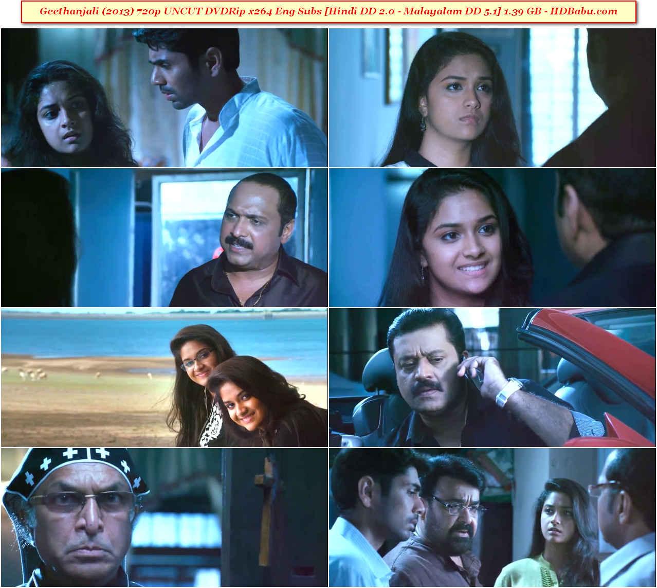 Geethanjali Hindi Dual Audio Full Movie Download