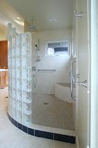 Bathroom with Walk-In Showers Ideas