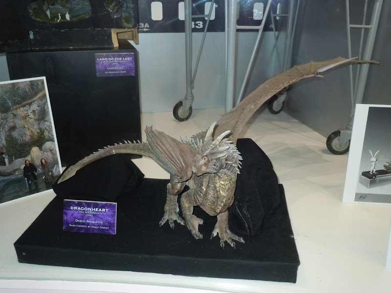 Dragonheart Draco movie model