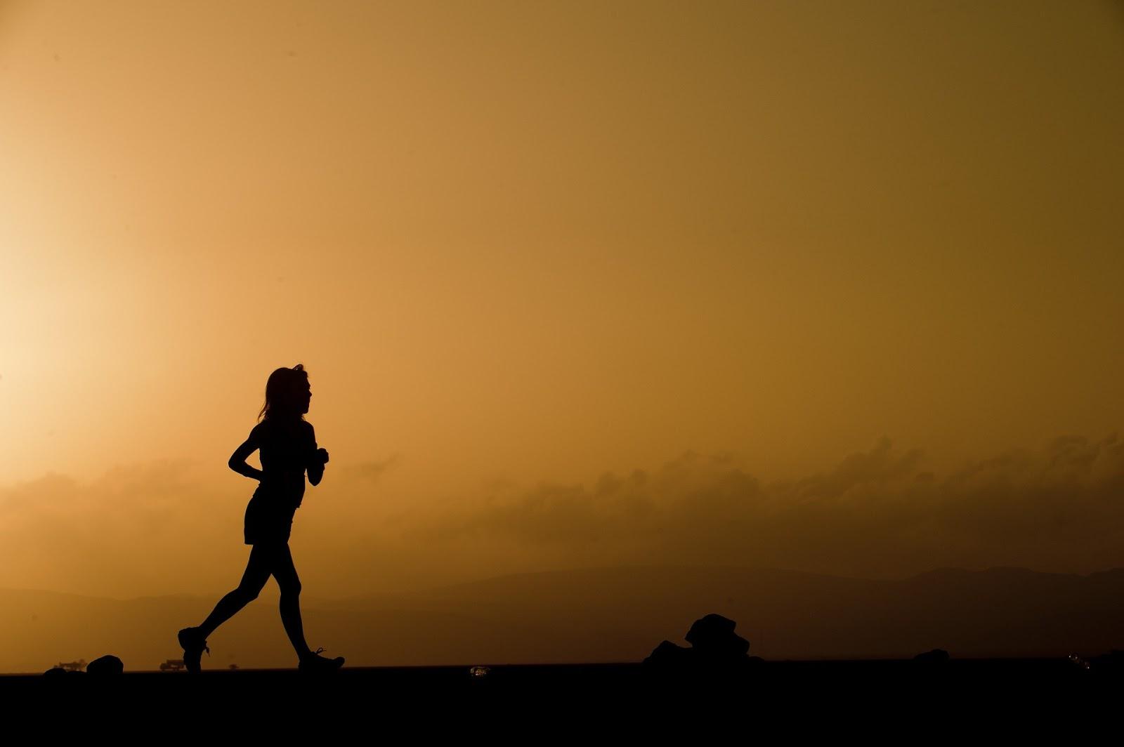Biegnij powoli, czyli slow jogging.
