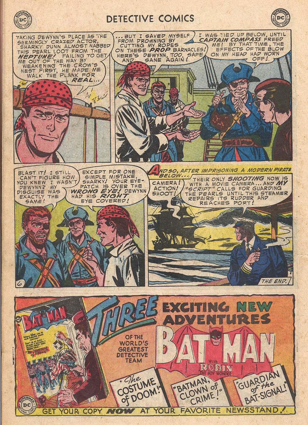 Read online Detective Comics (1937) comic -  Issue #210 - 30