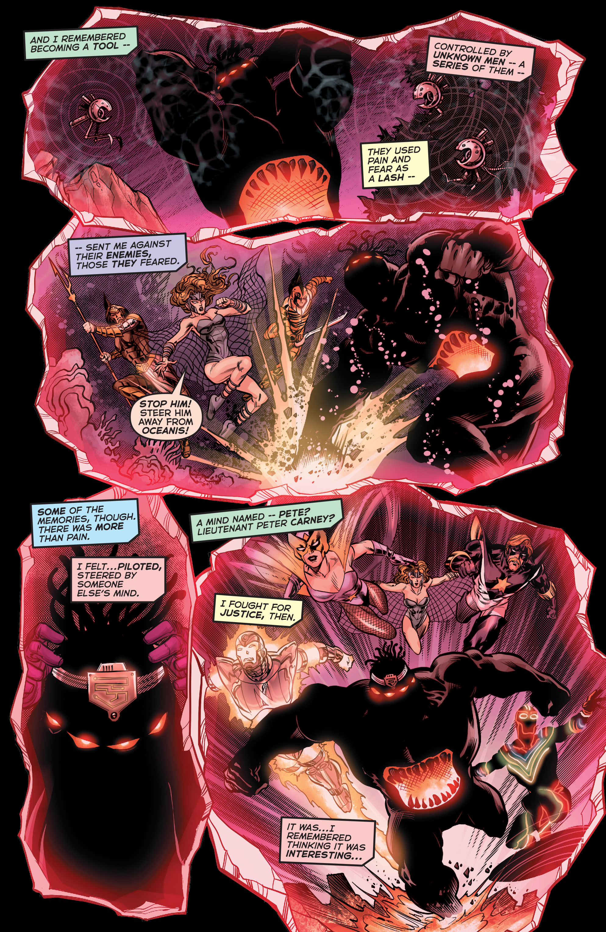 Read online Astro City comic -  Issue #31 - 11