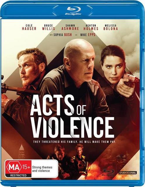 Cú Đảo Ngoạn Mục - Acts of Violence (2018)