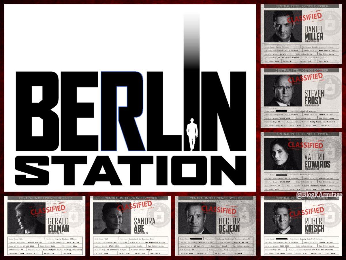 berlin station serie