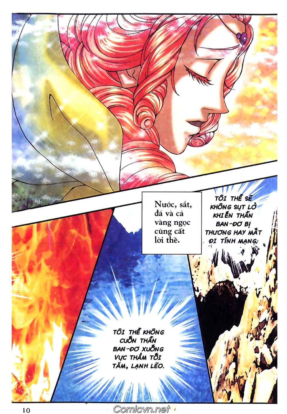 Thần thoại Bắc Âu - Chapter 43: Tình mẫu tử - Pic 11