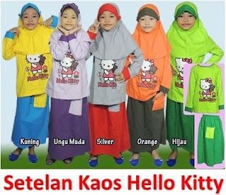 Model Baju Lebaran Untuk Anak Laki Laki Dan Perempuan Terbaru