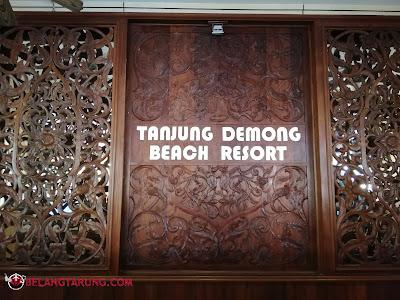 Tanjung Demong Beach Resort Trademark