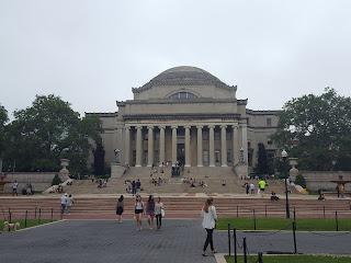 biblioteca de columbia university