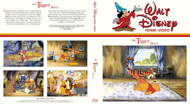 The Tiger Movie Bluray Cover