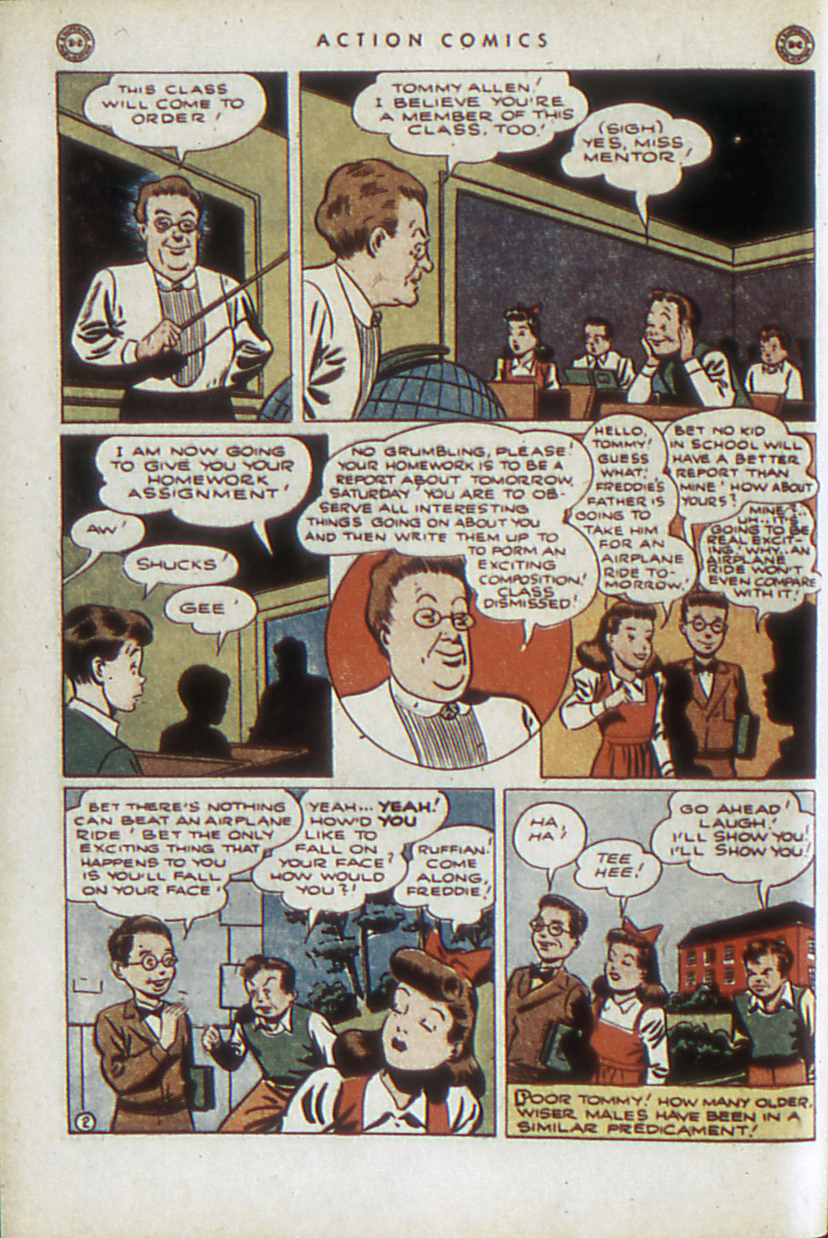 Read online Action Comics (1938) comic -  Issue #84 - 5