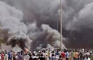 ENUGU Bomb Blast