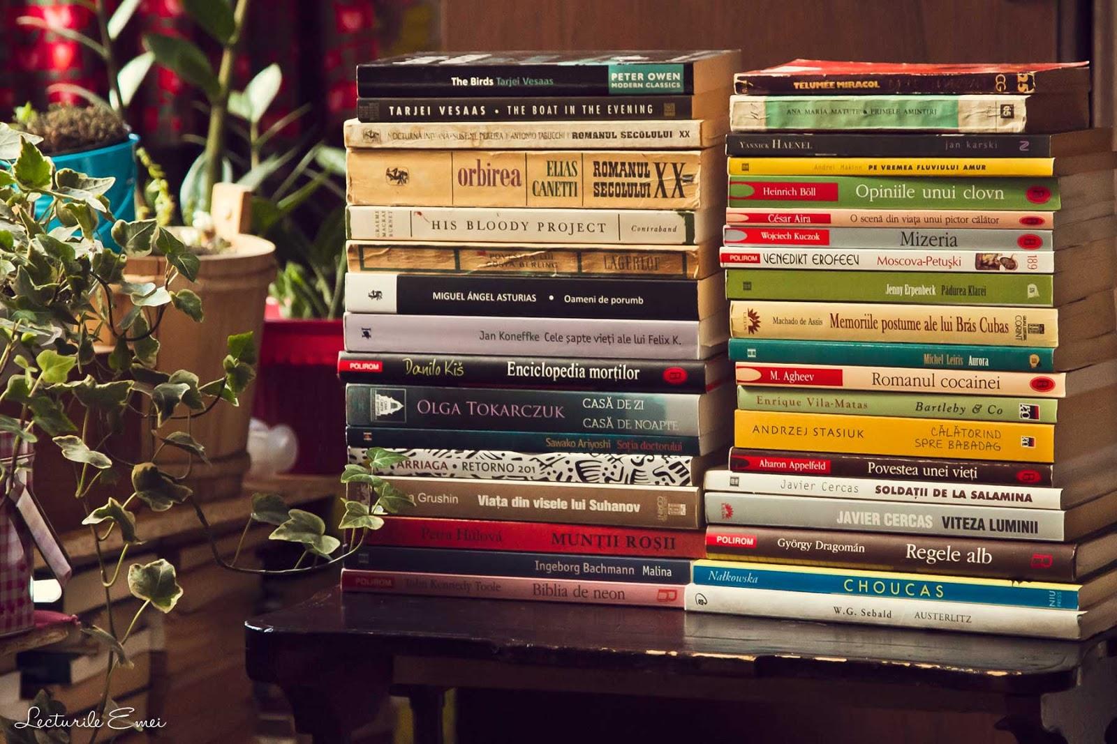 Cărți de citit în 2018 Planuri de lectură Cărți recomandate