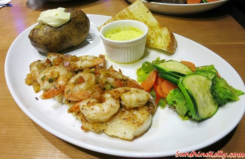 Aioli Fish & Shrimp Platter, Fuddruckers Malaysia, American Casual Dining, Fuddruckers Lot10, Fuddrucker, American Food