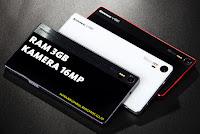 Spesifikasi Dan Harga Lenovo Vibe Shot Terbaru