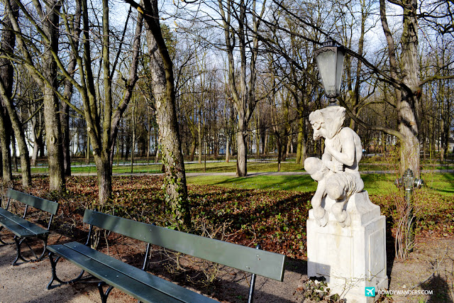 bowdywanders.com Singapore Travel Blog Philippines Photo :: Poland :: Łazienki Park: Take A Stroll Around Warsaw's Biggest and Grandest Park