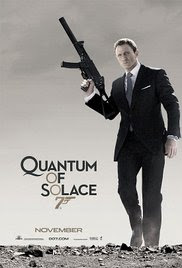 James Bond Quantum of Solace (2008)
