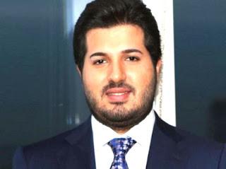 Rıza Sarraf Reza Zarrab Beni Türk adaletine teslim edin