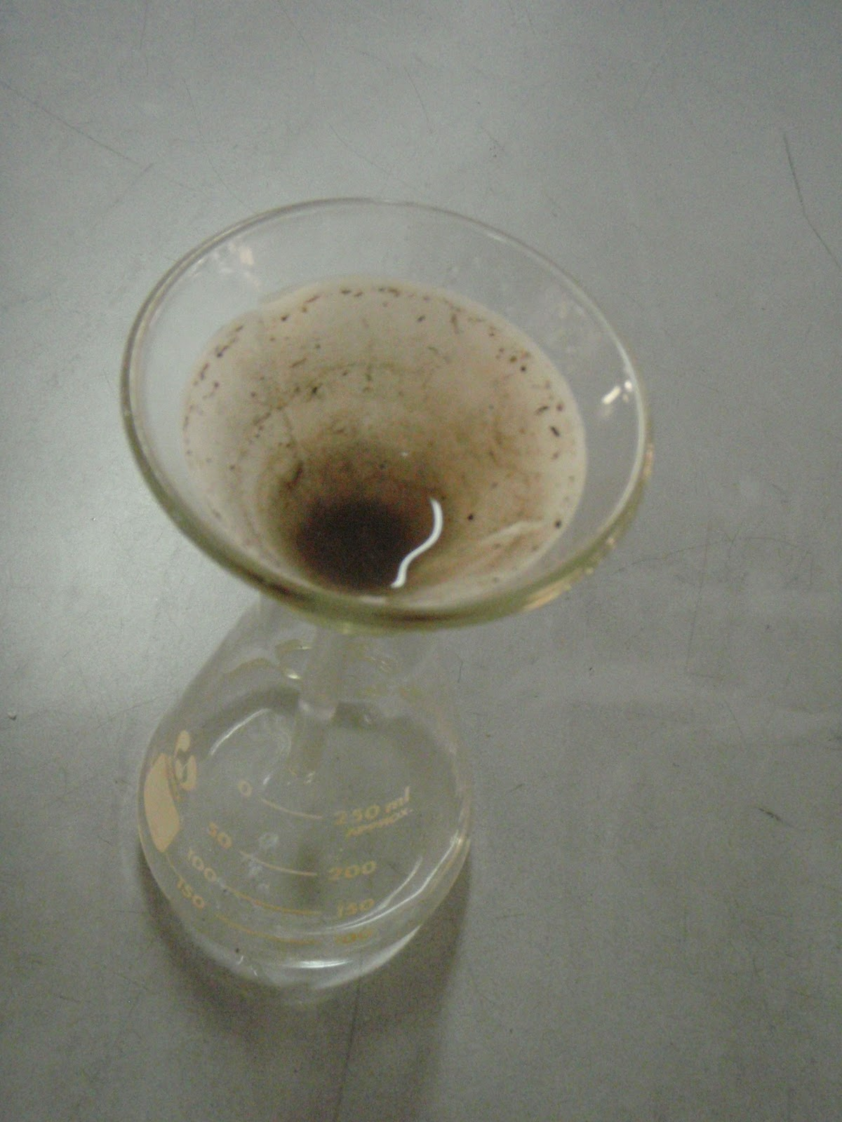 The Beauty of Science: Experiment: Separated Mixture