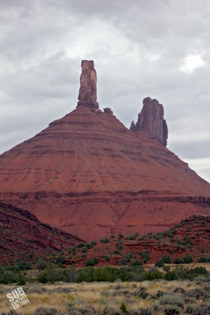 Southwest Scenery in Moab