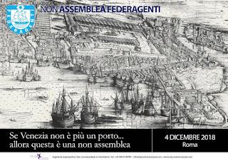 Rixi: Venezia è un porto e resterà sempre un porto