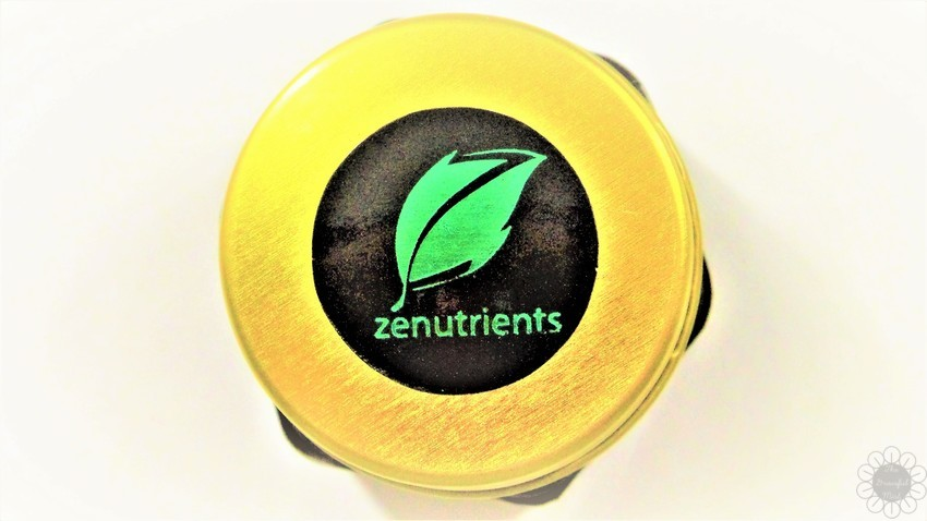 Zenutrients Philippines   Strawberry Lip Butter (Product Review at https://www.TheGracefulMist.com   @TheGracefulMist)