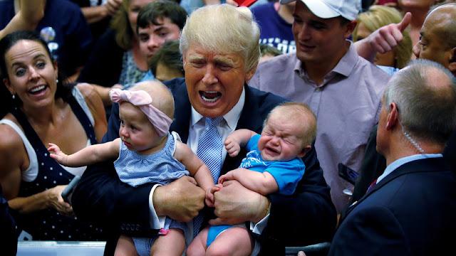 """Trump se declara """"fuertemente provida"""", pero admite 3 excepciones a favor del aborto"""