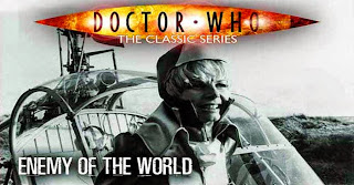 Doctor Who 040: Enemy of the World