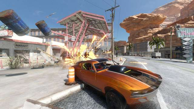 FlatOut 4: Total Insanity PC Full Español