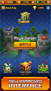 Game Royale Clans – Clash of Wars App