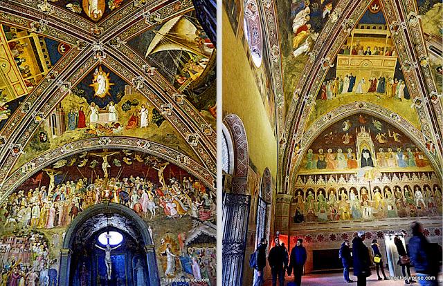 Florença - Basílica de Santa Maria Novella - Capela dos Espanhóis