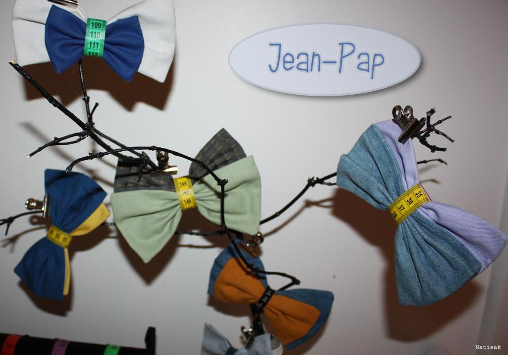 Jean-Clode, Jean-Pap