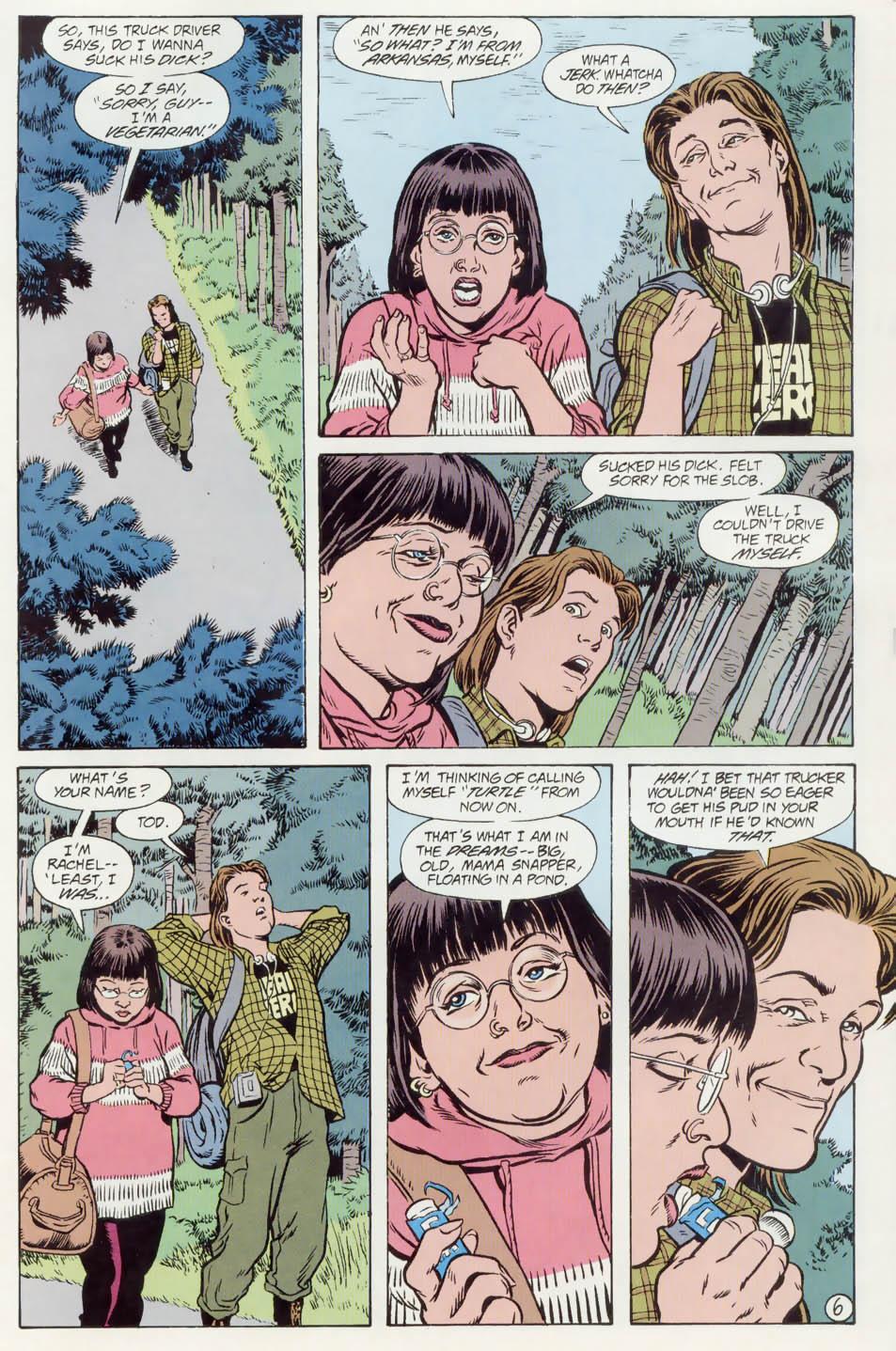 Read online Animal Man (1988) comic -  Issue #74 - 7