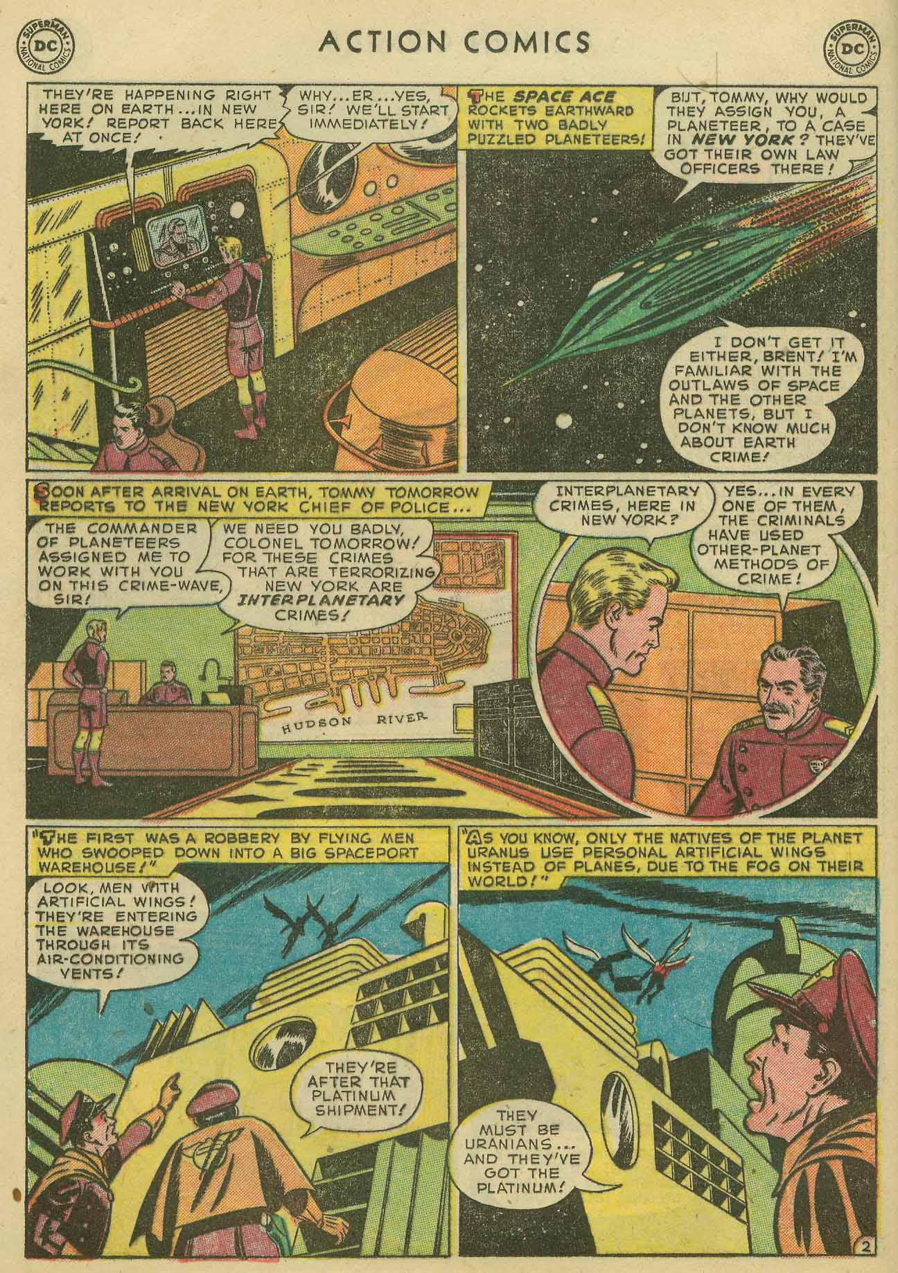 Action Comics (1938) 160 Page 17