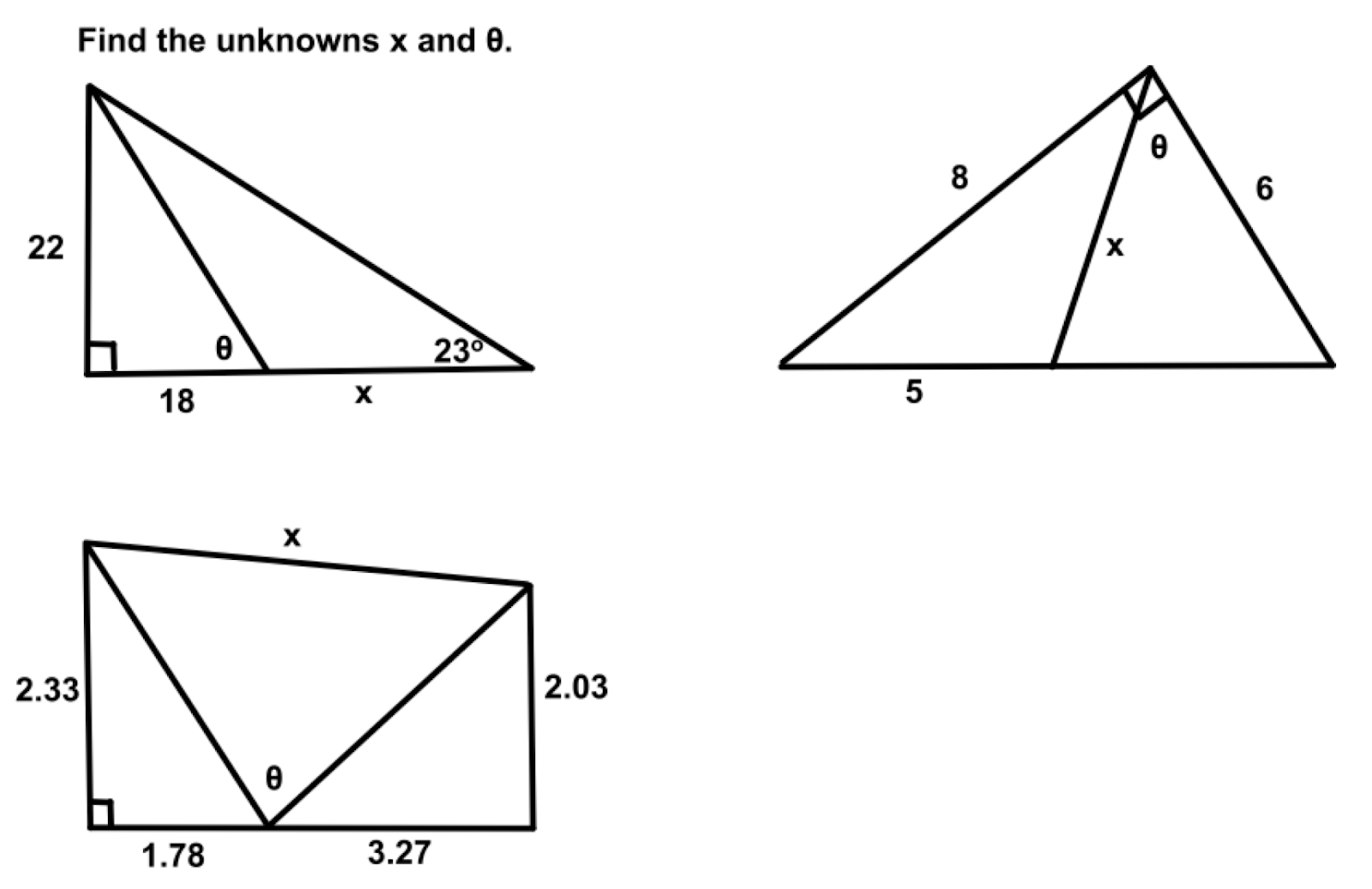 Puzzles and Figures: Problem 102: Trigonometry Length and