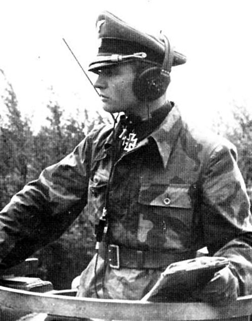 Michael Wittmann - TANKS!
