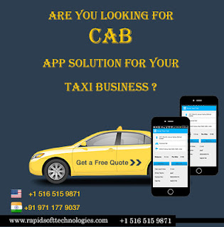 What is the cost of Taxi App Development in India